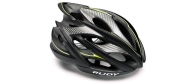 Rudy Project Windmax Black/Lime  kask szosowy