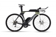 Cervelo P5 disc 2021 - rower triathlonowy Ultegra Di2 Carbon Moss White