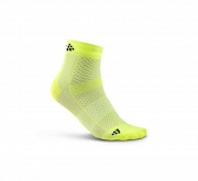 CRAFT Stay Cool Mid Sock FLUO- 2 pack