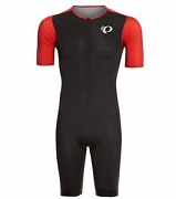 Pearl Izumi Tri Elite SPEED LS Red strój triathlonowy