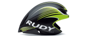 Rudy Project Wing 57 Black Lime Fluo kask triathlonowy