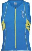 Zoot Performance tri Full zip koszulka triathlonowa