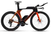Cervelo P5 disc 2021 - rower triathlonowy ETAP AXS Orange Chameleon