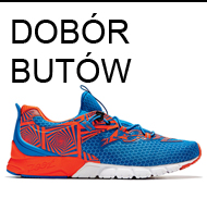 Dobór butów