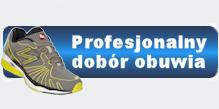 dobór obuwia
